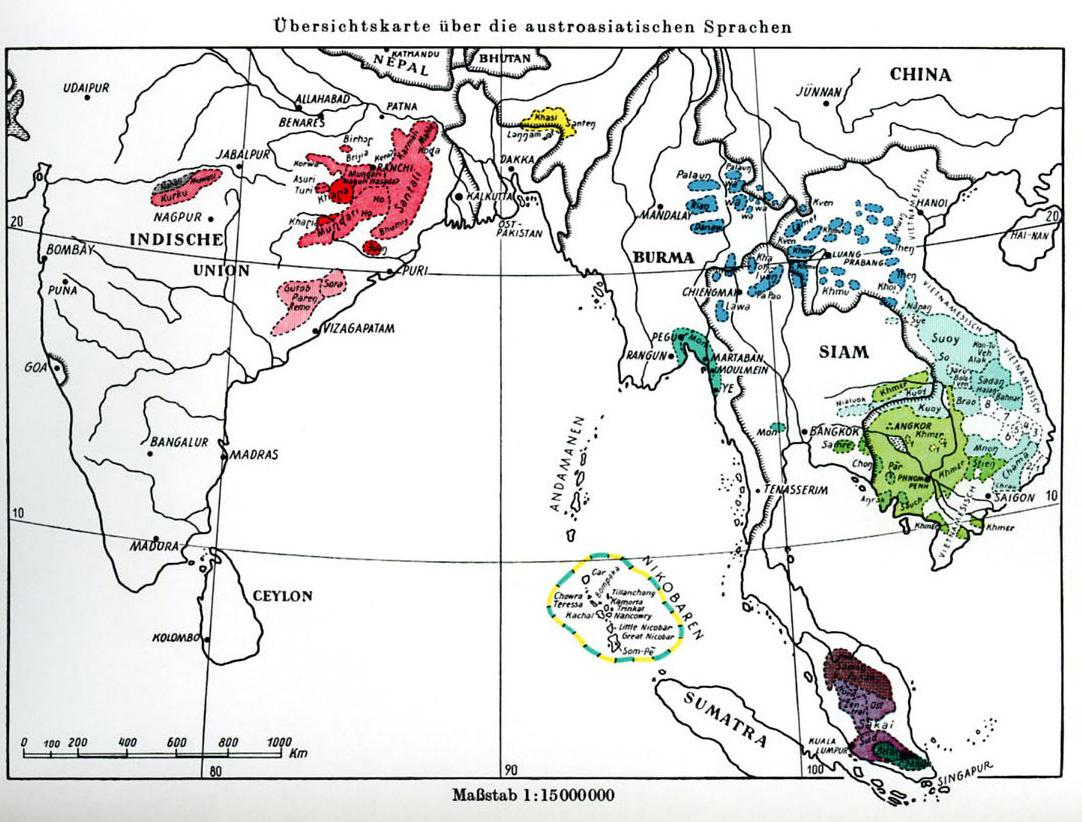 Image result for pinnow austro-asiatic